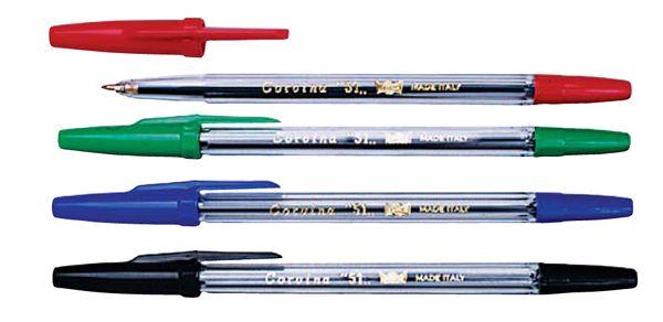 Ручка шариковая UNIVERSAL PROMOTION SPINNING белый корпус требует замены стержня 30679/Б
